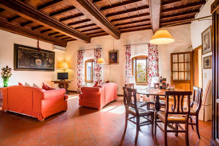Appartamento Camino - Fattoria di Maiano Cover